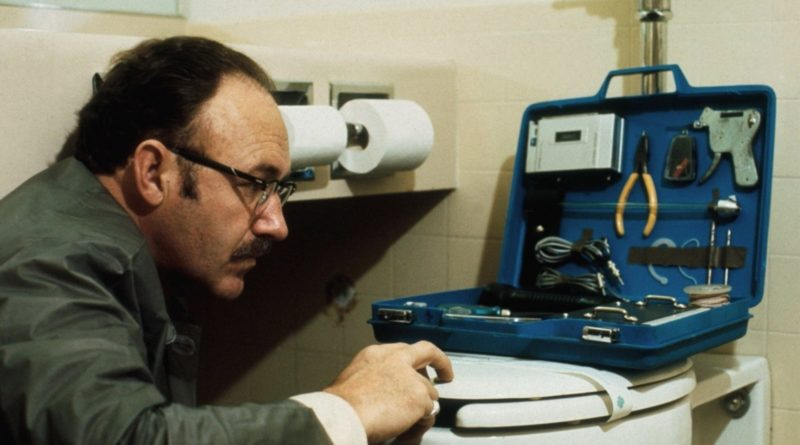 A conversação, de Francis F. Coppola (1974)